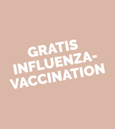 Gratis influenzavaccination fra 1. nov.